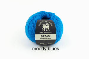 Dream (Merino Worsted)