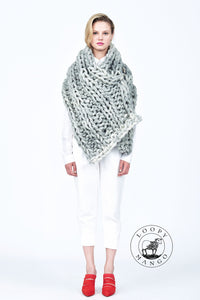 DIY Kit - Nantucket Wrap - Big Loop