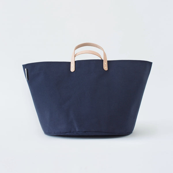Good Company Canvas Basket - Navy