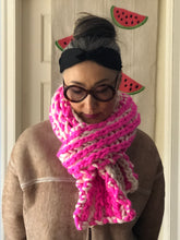 Load image into Gallery viewer, DIY Kit - Brioche Scarf - Merino No. 5