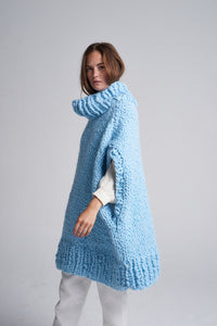 DIY Kit - Poncho - Merino No. 5