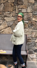 Load image into Gallery viewer, Everyday Cardigan PATTERN- Merino No. 5