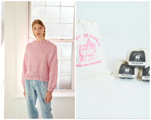 Load image into Gallery viewer, DIY Kit - Summer Sweater - Big Cotton