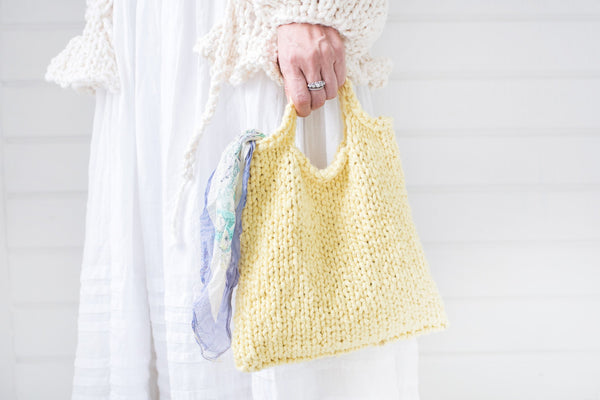 Mini Market Bag - Cotton