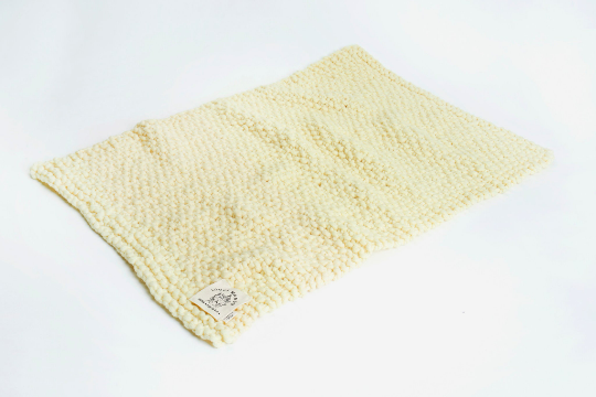 READYMADE Solid Color Baby Blanket - Merino-SALE
