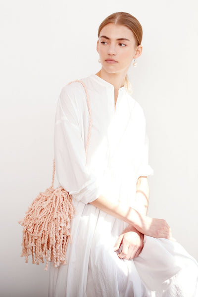 Fringe Bag - Cotton