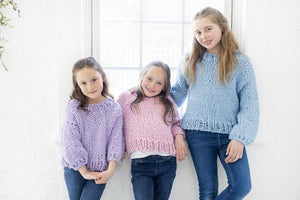 DIY Kit - Mini Sweater - Big Cotton