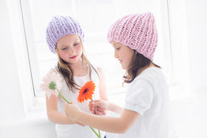 DIY Kit - Mini Beanie - Big Cotton