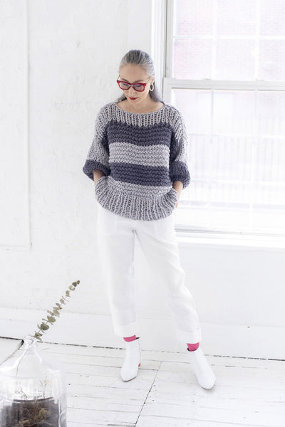 Seaside Sweater - Cotton