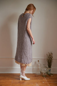 Sleeveless Dress - Mohair