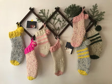 Load image into Gallery viewer, Christmas Stockings - Merino No. 5 AND Ornaments - Dream (Worsted)- PATTERNS