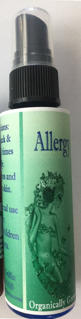 Allergy (lavender/sage) Therapeutic Essence Blend