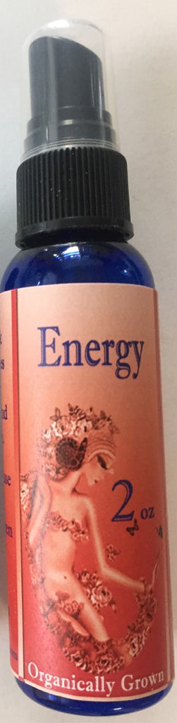 Energy (Sweet Orange) Therapeutic Essence Blend
