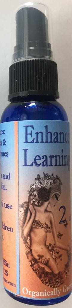 Enhanced Learning (Lavender/Lime) Therapeutic Essence Blend