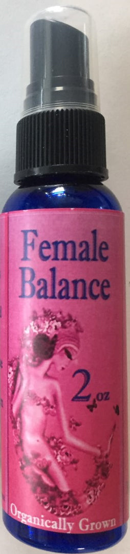 Female Balance (Marigold Mint/ Rose)