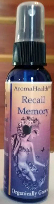 Recall Memory Therapeutic Essence Blend