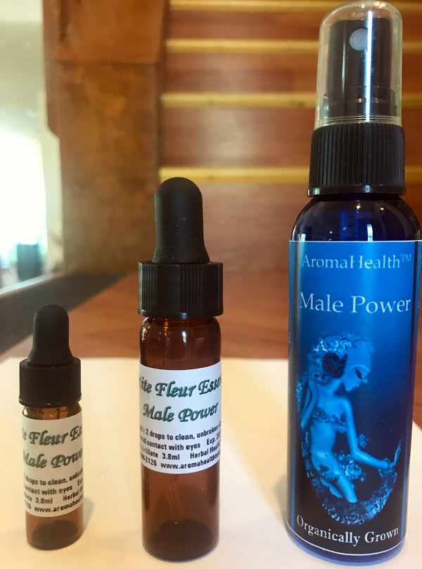 Male Power Therapeutic Essence Blend