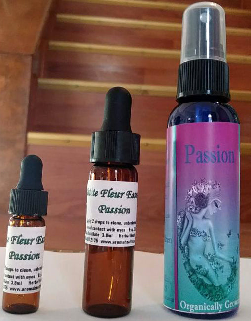 Passion Therapeutic Essence blend