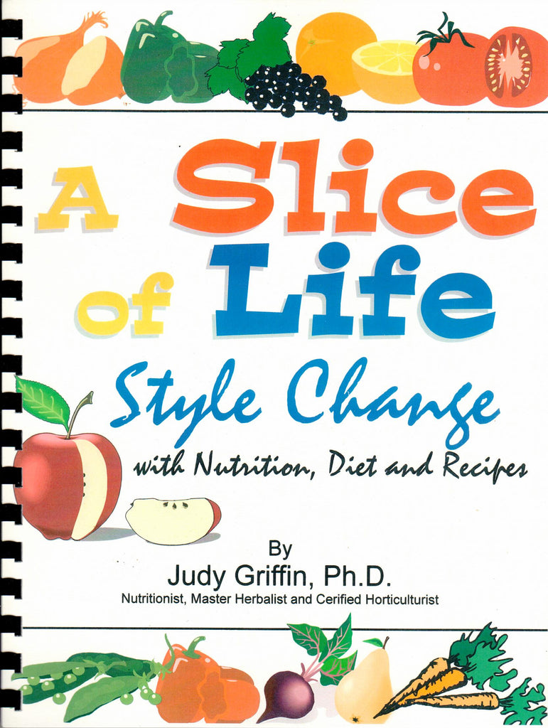 A Slice of Life dietry guide for lifestyle change