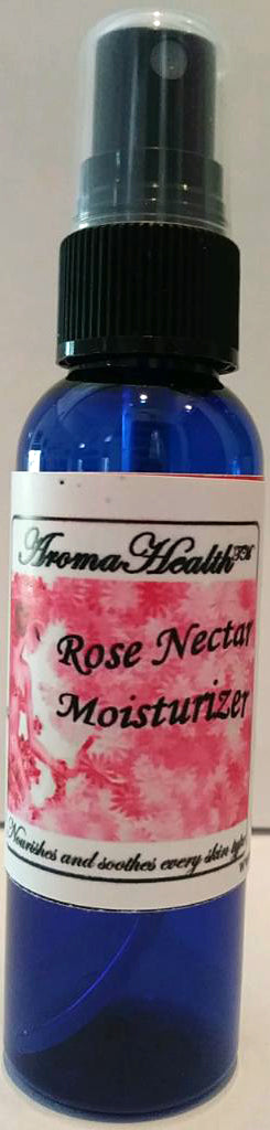 Rose Nectar Moisturizing Spray