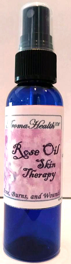 Rose Oil Skin Therapy Spray