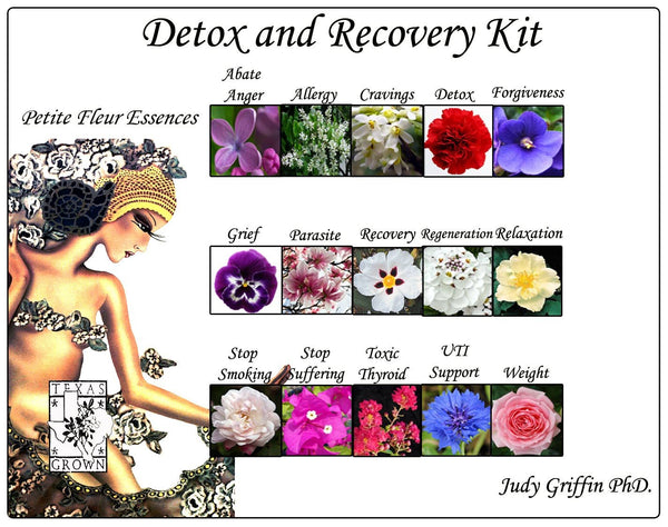 Detox and Recovery Kit - Aroma Health Texas