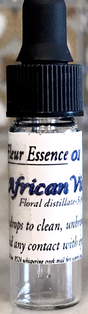 Picture of African Violet Flower Essence