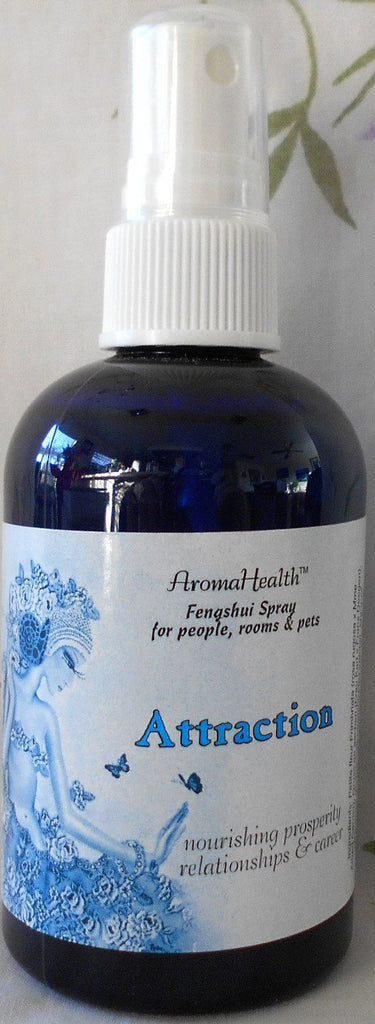Attraction Feng Shui Room Spray - Aroma Health Texas