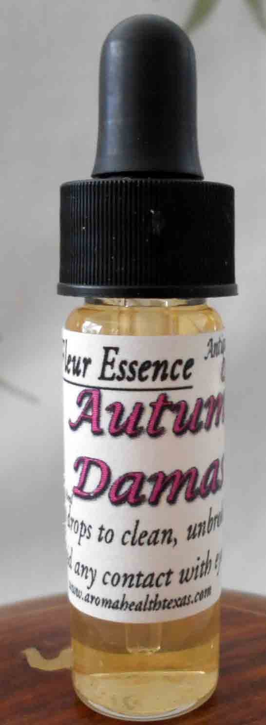 Autumn Damask Antique Rose Essence