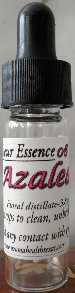 Azalea Flower Essence, Rhododendrum