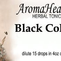 Black Cohosh Herbal Longevity Tonic - Aroma Health Texas