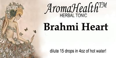 Brahmi Heart Herbal Longevity Tonic