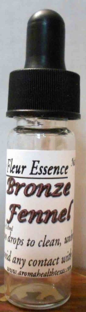 Bronze Fennel Flower Essence