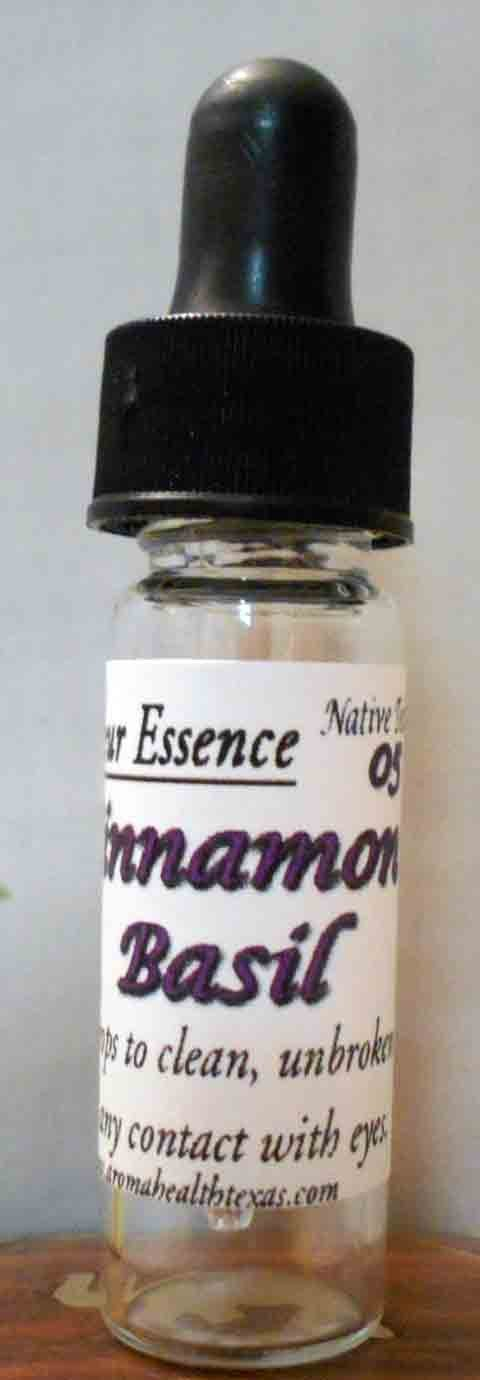 Cinnamon Basil Essence
