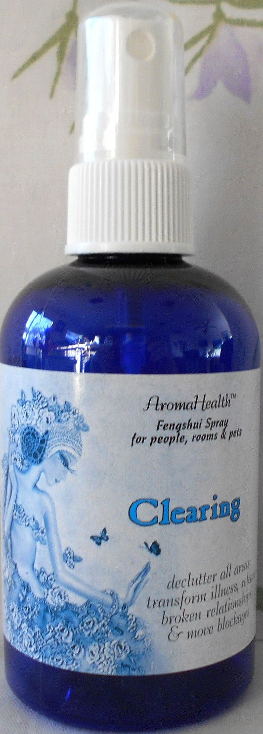 Clearing Feng Shui Room Spray - Aroma Health Texas