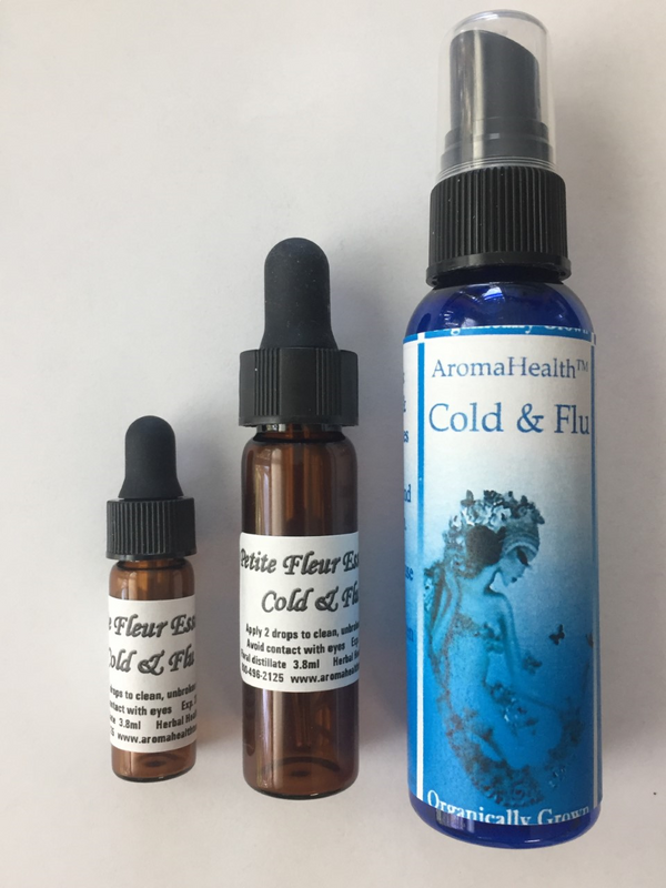 Cold and Flu (Anise ) Therapeutic Essence Blend