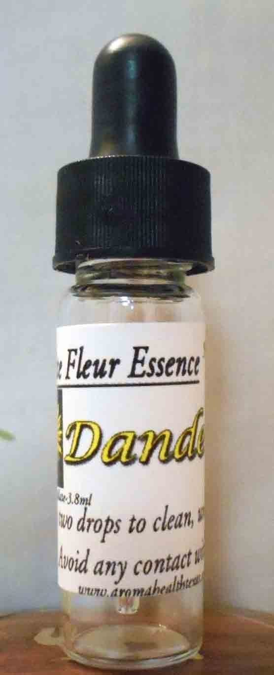 Dandelion,Taraxacum officinalis, Flower Essence