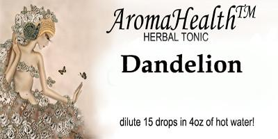 Dandelion Herbal Longevity Tonic