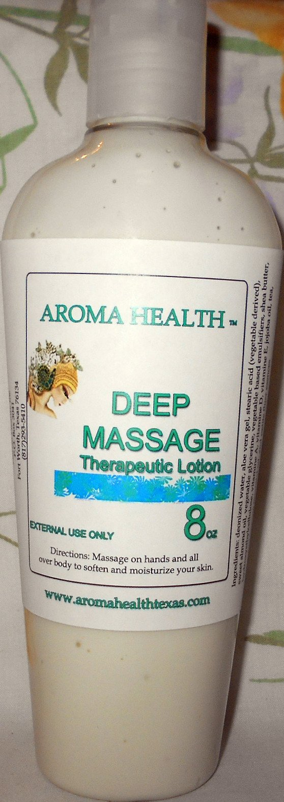 Deep Massage - Aroma Health Texas