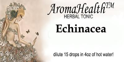 Echinacea Root Herbal Longevity Tonic