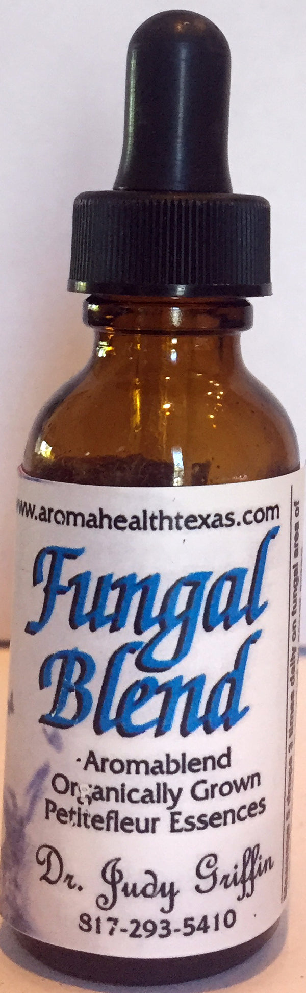Fungal Aroma Blend (Tea tree and Eucalptus)