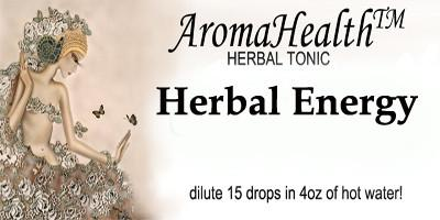 Herbal Energy Longevity Tonic