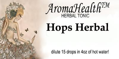 Hops Herbal Longevity Tonic