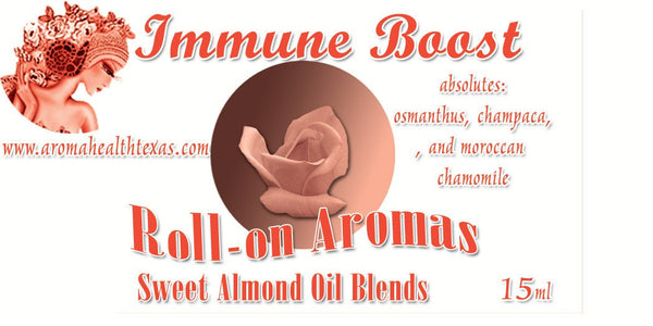 Immune Boost Roll on Aromas