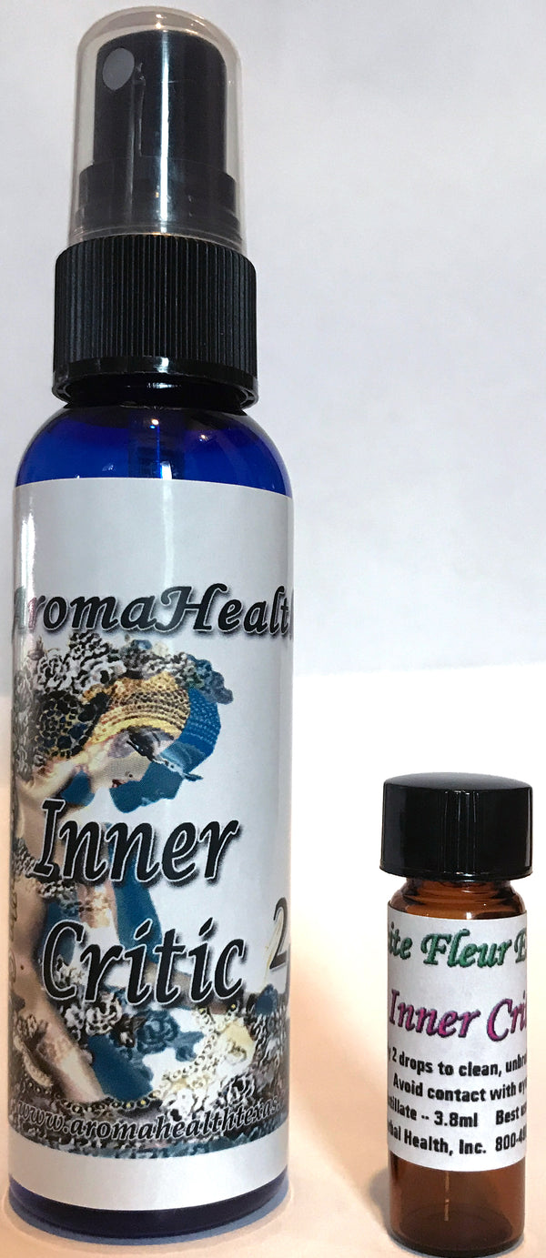 Inner Critic Therapeutic Essence Blend
