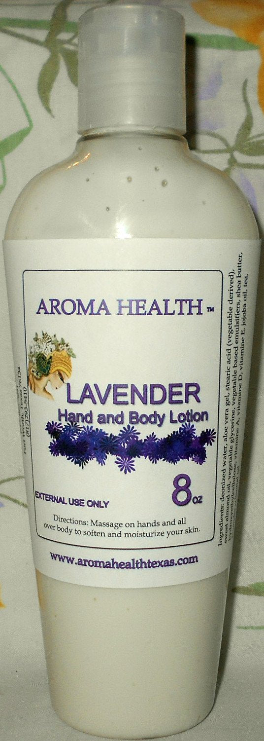 Lavendar Body Lotion