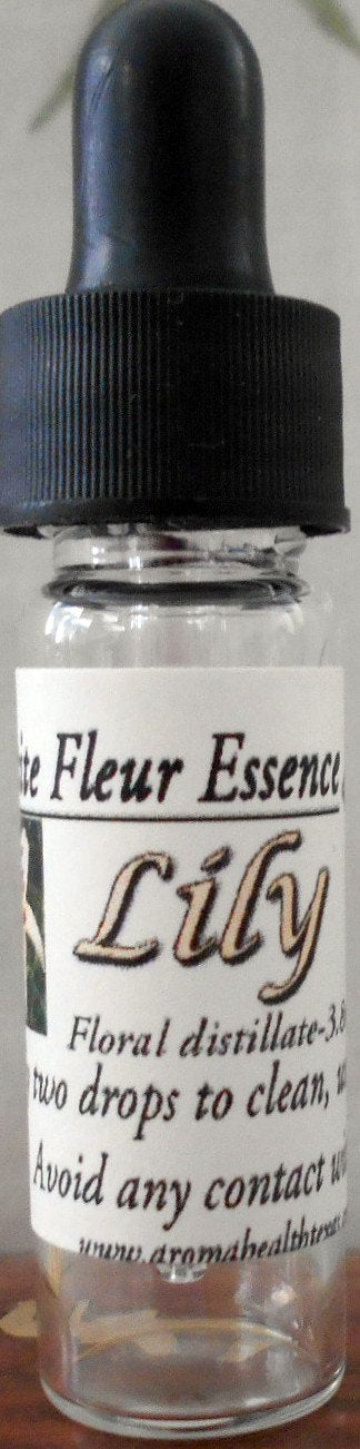 Lily Flower Essence