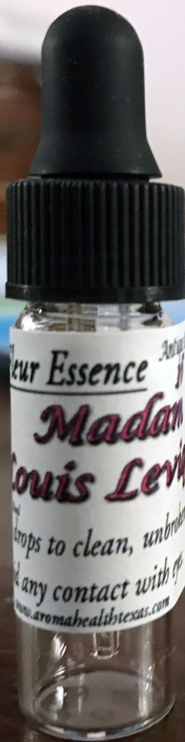 Madame Louis Levique Antiqe Rose Essence, Rosa centifolia mucosa