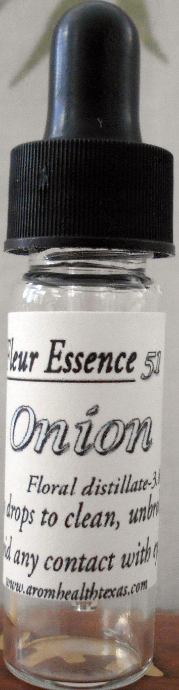 Onion,Allium cepa, Flower Essence