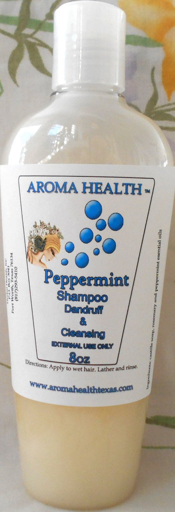 Peppermint Shampoo